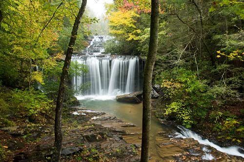 Image result for brasstown falls, long creek, sc