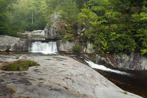 Hunt fish falls gragg prong waterfalls for Nc hunt and fish