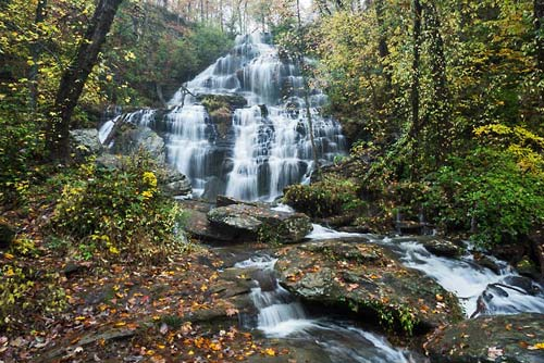 11-3-15  Issaqueena Falls, South Carolina