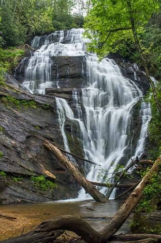 King Creek Falls - Oconee County, South Carolina