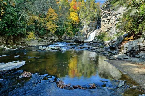 Linville Falls - Blue Ridge Parkway
