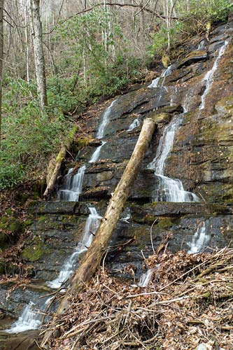 Little Creek Falls - Great Smoky Mountain National Park