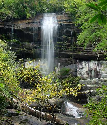 Maidenhair Falls