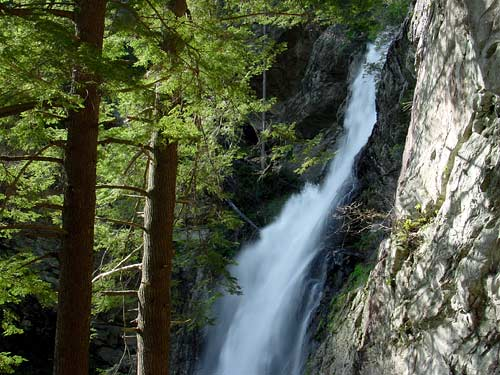 Sols Creek Falls