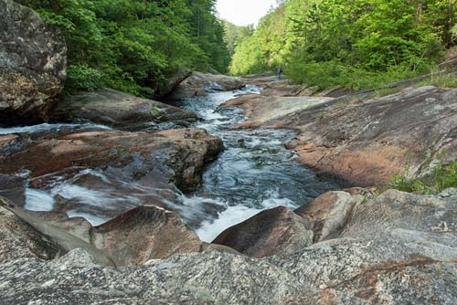 Toxaway River - Gorges State Park