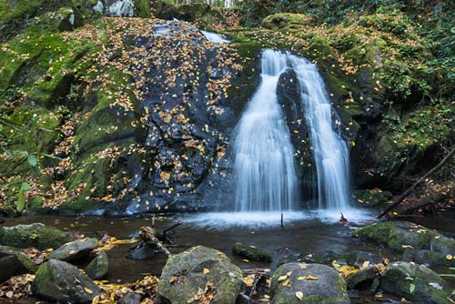 Upper Miegs Falls - Meigs Creek Cascades