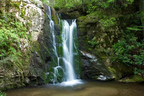 Car Max Near Me >> Wolf Creek Falls - Cherokee National Forest, Tennessee